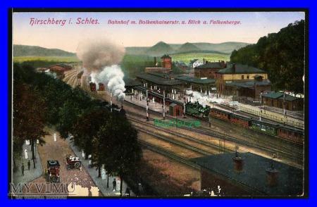 JELENIA GÓRA Hirschberg Dworzec kolejowy