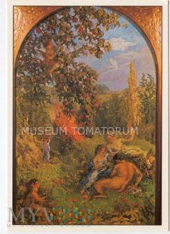 Roussel - Jesień z faunem w tle