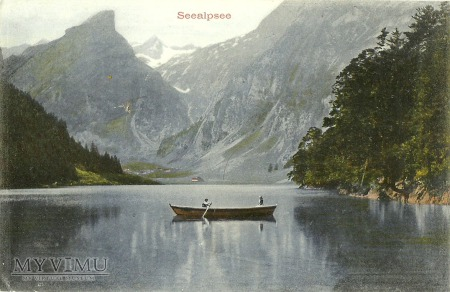 Szwajcaria - Seealpsee
