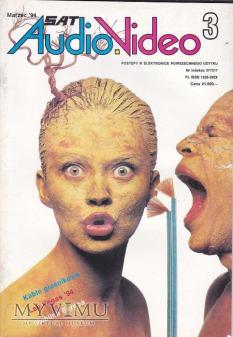 SAT AUDIO VIDEO 1994 rok, cz.I