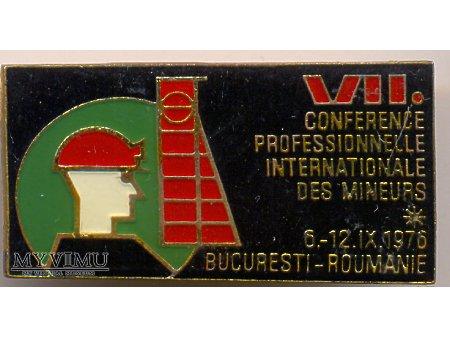 Miedzynarodowa Konferencja Górnicza Bukareszt 76