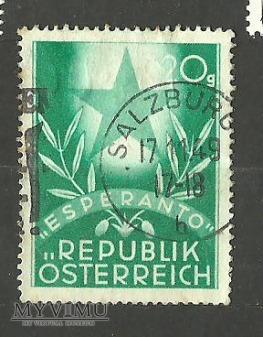 Esperanto -Salzburg.