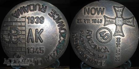 Duże zdjęcie 109. Obwód AK Krzeszowice Rudawa