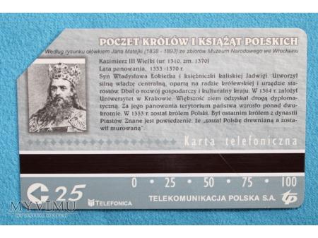 Poczet Królów i Książąt Polskich 23