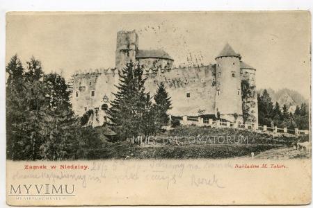 Duże zdjęcie Zamek Dunajec w Niedzicy - 1906