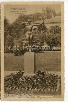 Duże zdjęcie Bydgoszcz - Łuczniczka - przed 1918