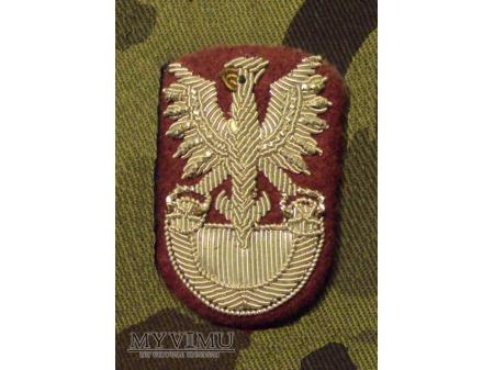Orzełek z beretu WPD wz.71 oficerski