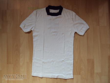 Koszulka marynarska biała