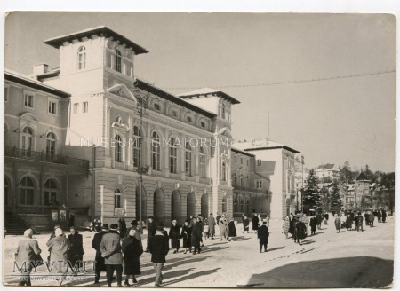 Krynica - Dom Zdrojowy - 1962