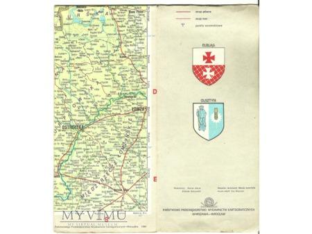 Mapa przeglądowa II