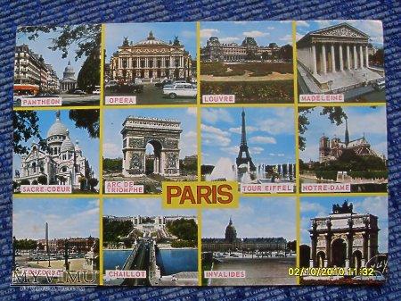 Paris [Paryż].