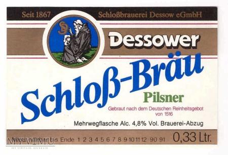 Dessower, Schloss-Brau