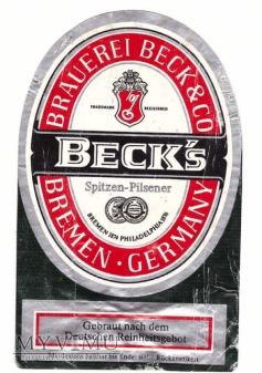 Niemcy, BECK'S