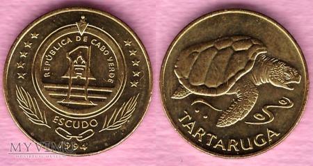 Cabo Verde, 1 ESCUDO 1994