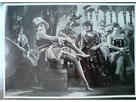 Marlene Dietrich Błękitny Anioł