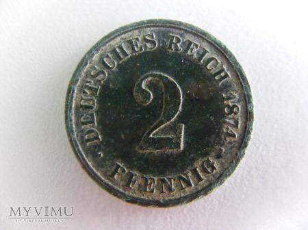2 pfenningi