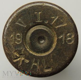 Łuska 8x58 R Krag V.I.17 18 HL 19
