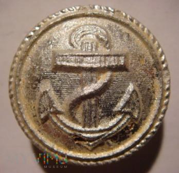 Duże zdjęcie Guzik Kriegsmarine złocony KRIEGSMARINE 1940 M
