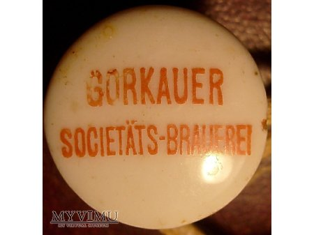 Gorkauer -Societas Brauerei