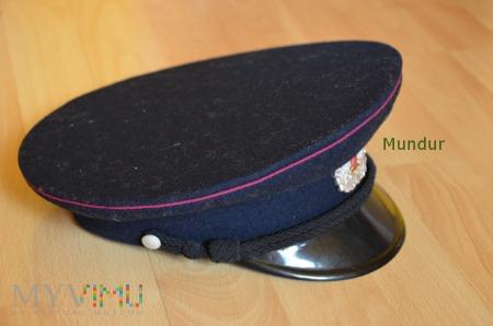 Freiwillige Feuerwehr - Czapka strażaka OSP NRD