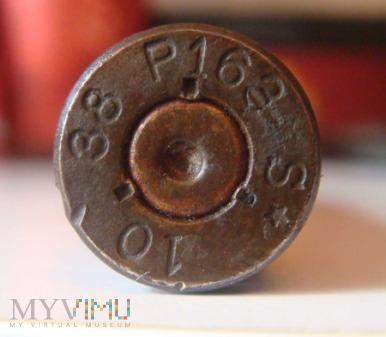 Łuska 7,92x57 Mauser 1938r. P163