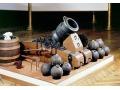 Zobacz kolekcję Kule, granaty, pociski, armatnie, moździerzowe i inne