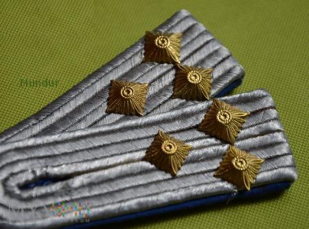 Oznaki stopnia Oberleutnant Transportpolizei