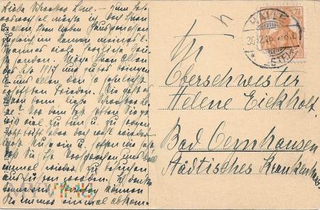 19.Halle 1916 r.Rewers