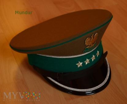 Czapka garnizonowa oficera młodszego SG (wzór V)