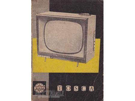 Instrukcja obsługi TV TOSCA