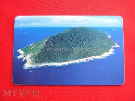 Duże zdjęcie Karta z Chorwacji (2)