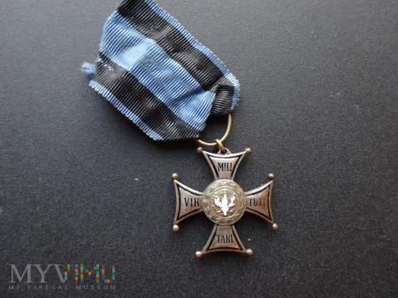 Virtuti Militari V klasy - II RP wyk. S. Owczarski