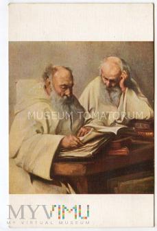 Carelli - Monk zakonnik - lektura 9