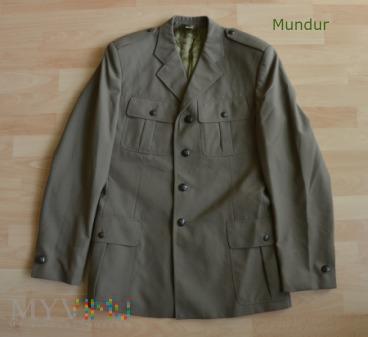 Mundur wyjściowy oficera wojsk lądowych wz.101/MON