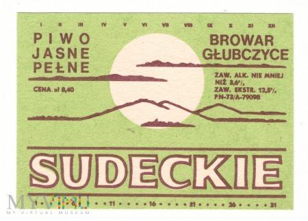 Głubczyce, sudeckie