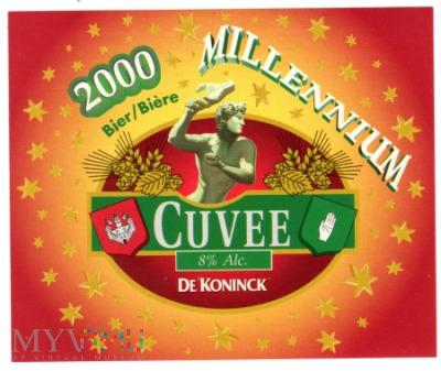 DE KONINCK CUVEE MILLENIUM 2000