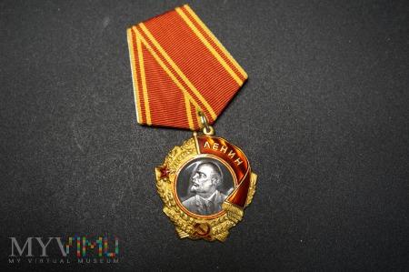 Order Lenina - Typ 5 orginał z epoki.