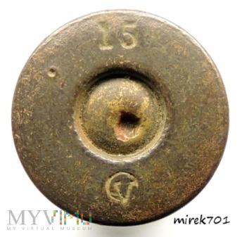 Łuska 6,5x54R Mannlicher 15 V