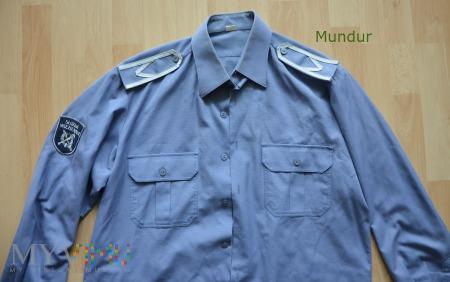 Koszula służbowa SW z długimi rękawami