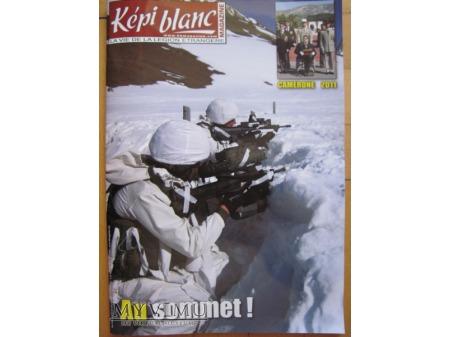 Kepi Blanc 91