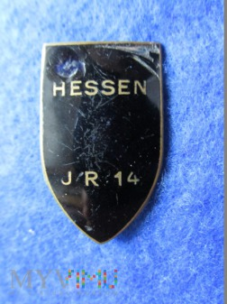 Duże zdjęcie Infanterieregiment-odznaka
