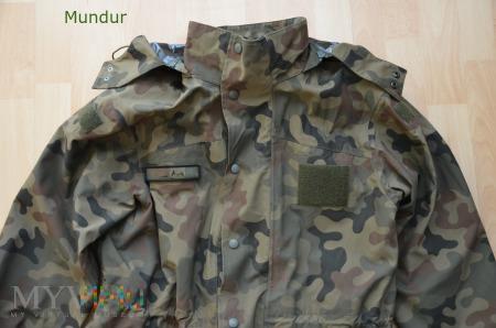 Kurtka ubrania ochronnego 128/MON - przejściowa