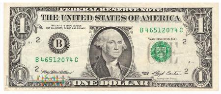 Stany Zjednoczone - 1 dolar (1993)