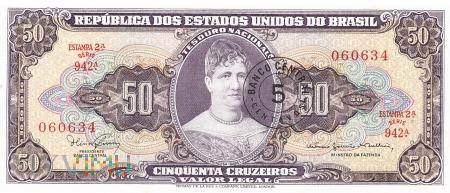 Brazylia - 5 centavos (1966)