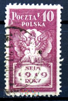 Poczta Polska PL 123-1919