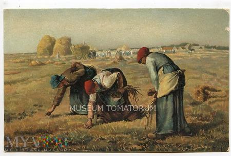 Millet - Kobiety zbierające kłosy - 1920