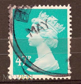 Elżbieta II, GB 2028