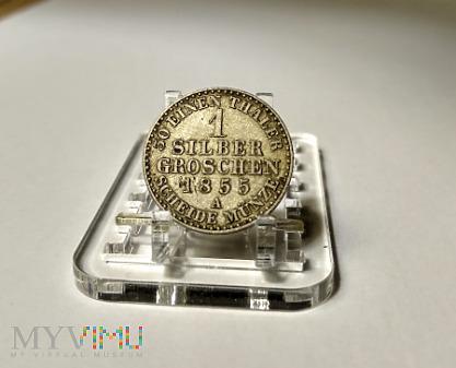 1 grosz 1855