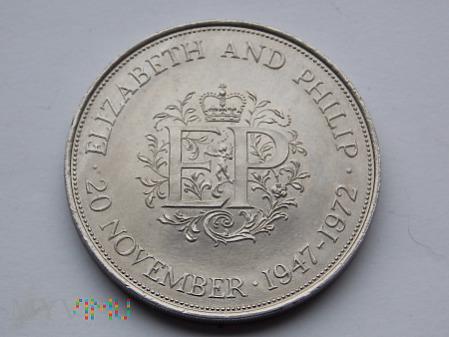 25 PENSÓW 1972 - WIELKA BRYTANIA
