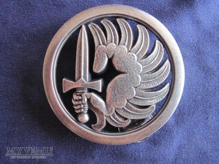 Odznaka TAP beret/srebrna II